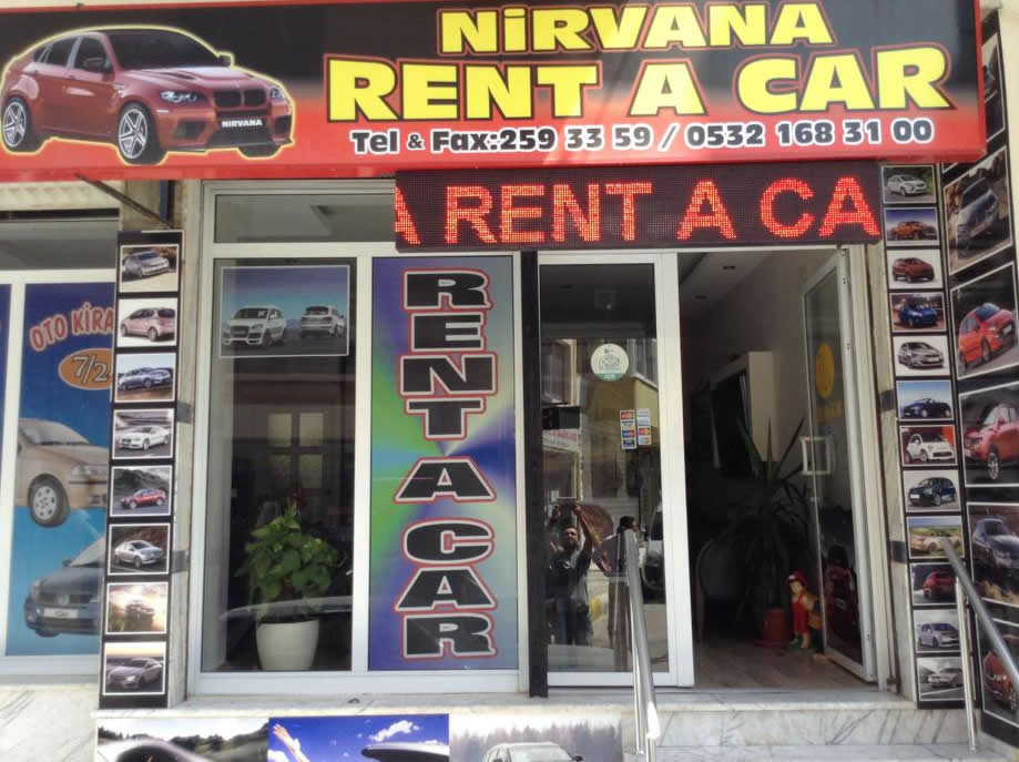 narlıdere rent a car
